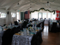 Ready for the Reception at the Lobster Factory